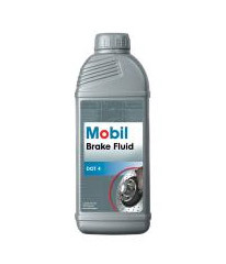 Тормозная жидкость Mobil